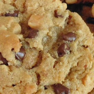 Easy, Chewy Flourless Peanut Butter Cookies Recipe