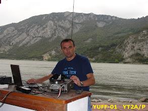 Photo: 03.10.2010. Goran, YT2A/P