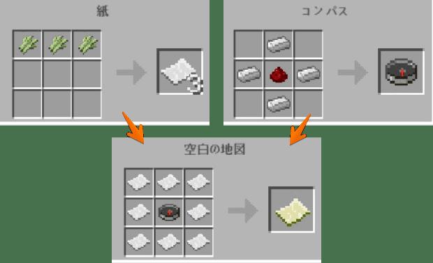 地図のレシピ