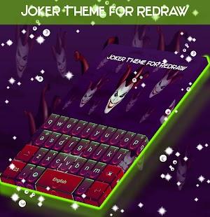 Joker Theme for Redraw - náhled