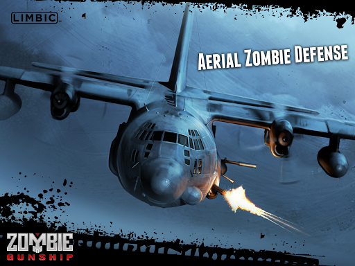 Zombie Gunship - screenshot