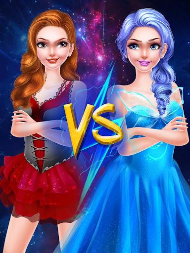 Fairy Princess Dressup VS Witch Makeup 1.0.871 screenshots 1
