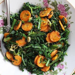 Warm Salad Greens Recipes.