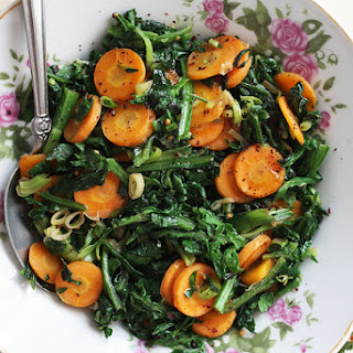 Warm Salad Greens Recipes.
