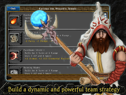 Heroes of Steel RPG Screenshot 12
