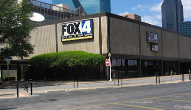 Photo: Fox 4 Dallas Home of Tim and Saul Gazara - Clarice Tinsely- Evan Rogers