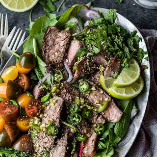 30-Minute Thai Beef Salad.