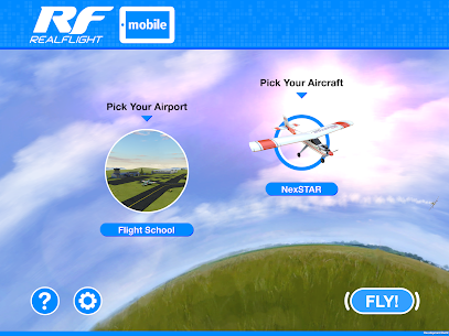 RealFlight Mobile MOD (Unlimited Coins) 8