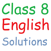 Class 8 English Solutions