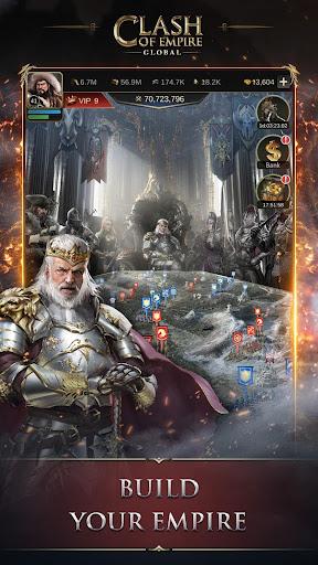 Clash of Empire: Epic Strategy War Game 5.16.1 screenshots 4