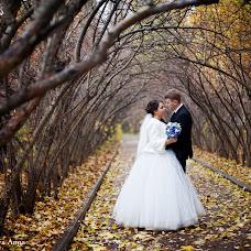 Wedding photographer Anna Kozhevnikova (KozhevnikovaAnna). Photo of 14.10.2013