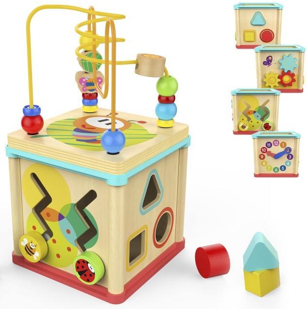 top bright activity cub toy