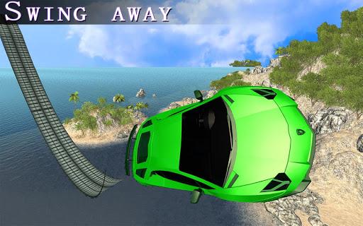 Extreme Mega Ramp - Car Flip Stunts 1.1 screenshots 4