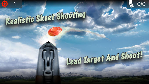 Clay Pigeon Hunt 1.12 APK MOD screenshots 1