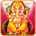 Lord Vinayaka live wallpaper icon