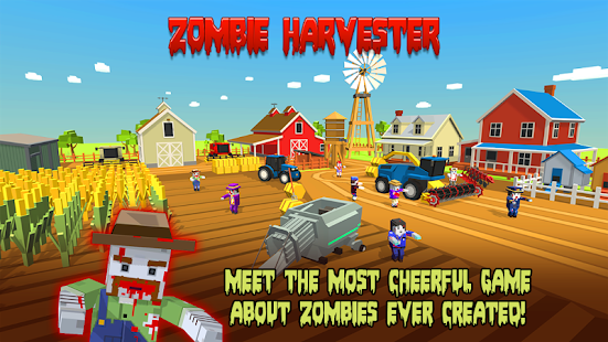 Meet the most cheerful game about Zombies ever created!