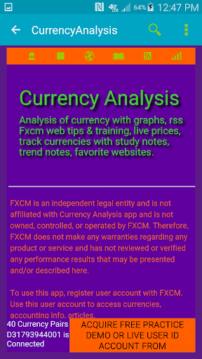 Currency Analysis Research