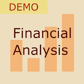 Financial analysis demo
