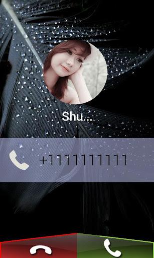 Smart Photo Screen Caller ID