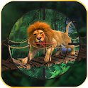 Wild Animal Hunting 3d : Jungle Sniper Shooter icon