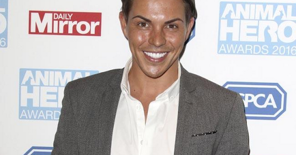 Bobby Norris signs up for Celebs Go Dating