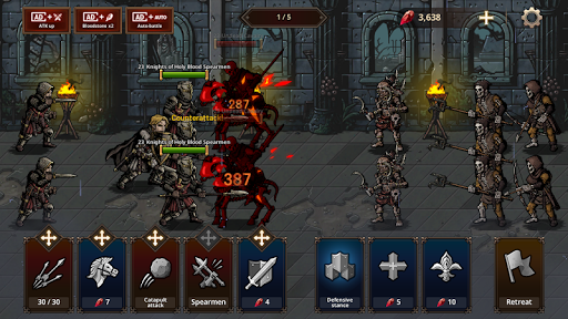 King's Blood: The Defense apkdebit screenshots 15