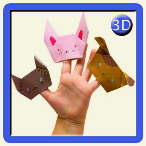Animals Origami Instructions