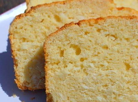 Bill Grainger's Aussie Coconut Bread With Lemon Recipe