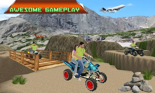 Quad Bike Offroad Mania 2017 Android Apps On Google Play