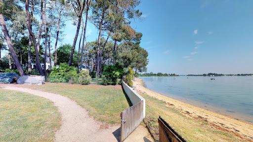 Propriété du Verdon, le portail accès direct mer