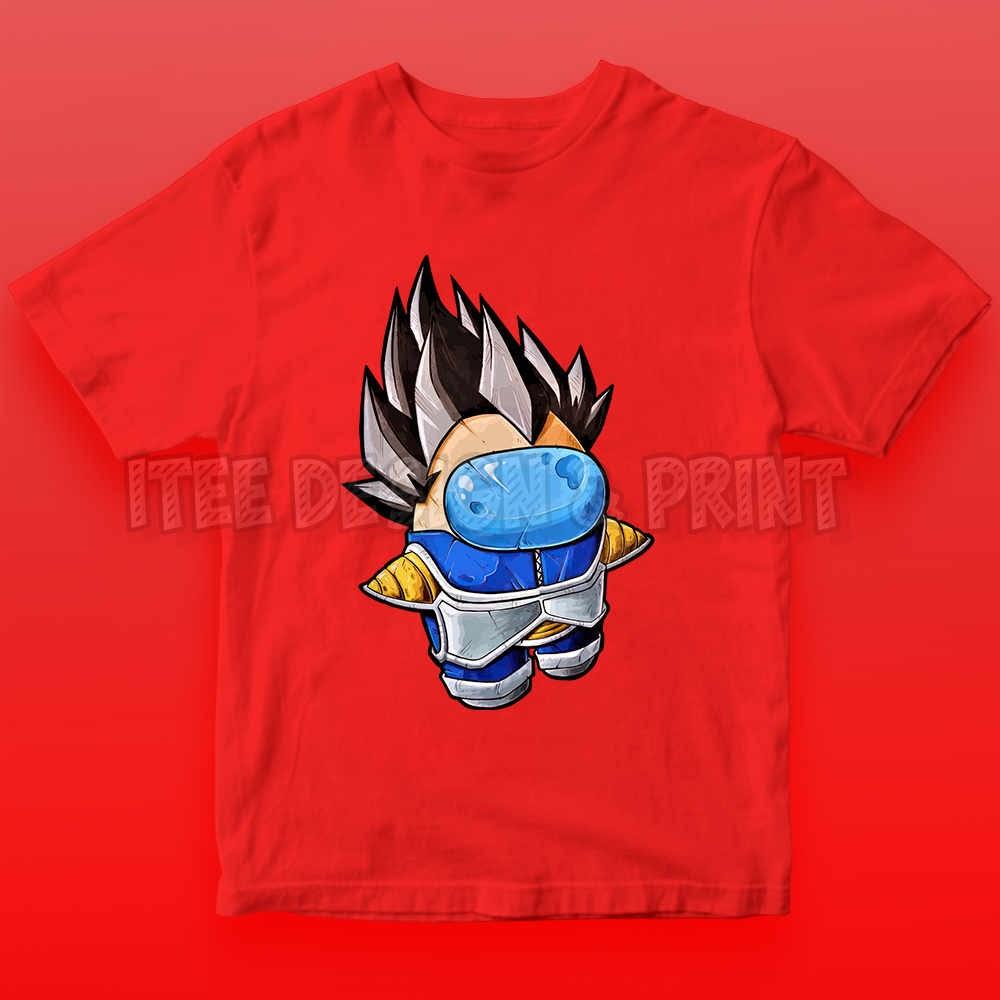 Vegeta Dragon Ball Impostor Among Us 7