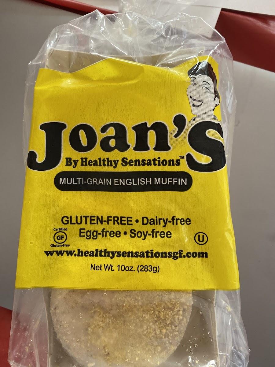 Multi Grain English Muffins