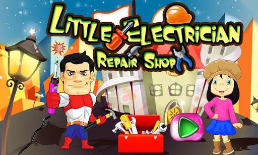 玩免費休閒APP|下載電工維修店 app不用錢|硬是要APP