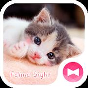 خلفيات وأيقونات Feline Sight APK
