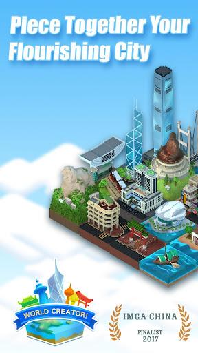 World Creator! (2048 Puzzle & Battle) 2.4.5 screenshots 1