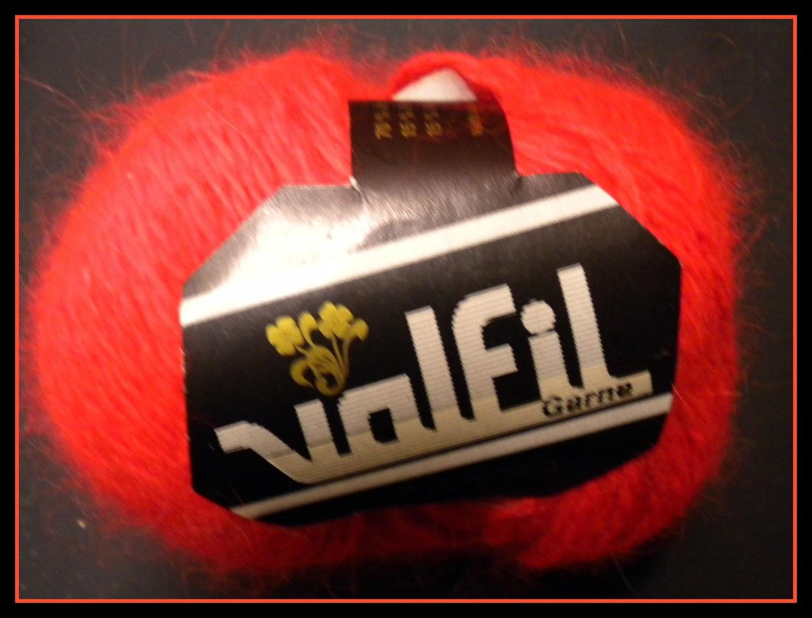 autres vintage bouton Dor NOVA Angora Super WELCOMME Anny Blatt