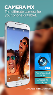 Camera MX - screenshot thumbnail
