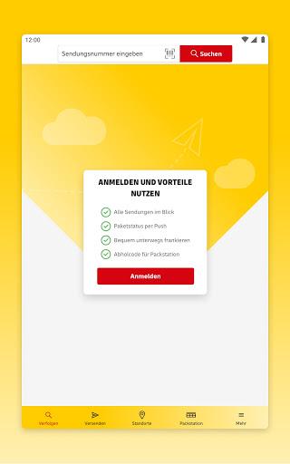 DHL Paket  screenshots 17