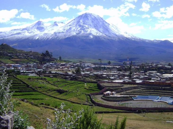 Oltursa llega a la provincia de Candarave en Tacna (Perú)
