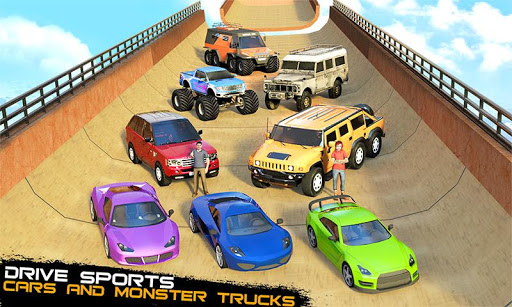 Ramp Car Stunts Racing - Extreme Car Stunt Games 1.29 screenshots 7