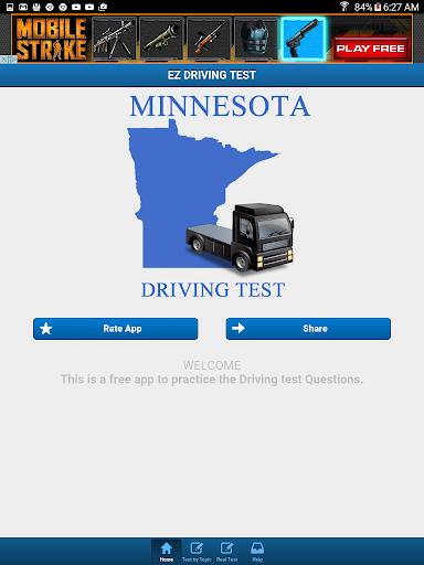 mn dmv drivers test scheduling