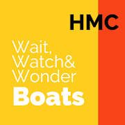 WAIT WATCH AND WONDER – BOATS