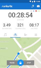 Runtastic Running PRO Screenshot 2