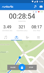 Runtastic PRO Running, Fitness 7.5.1 [Unlocked] Cracked Apk 1