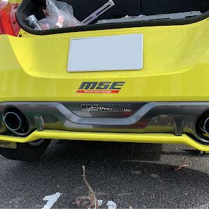 スイフトスポーツ ZC32S 6MTのマフラーのカスタム事例画像 ひーくんさんの2019年01月11日10:23の投稿