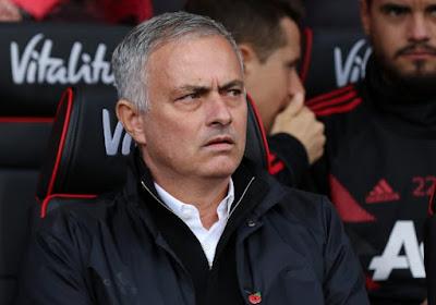 """? José Mourinho: """"À la mi-temps, je pensais être le manager le plus chanceux de la Premier League"""""""