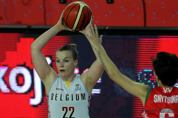 Belgian Cat heeft contract bij Basket Namur Capitale verlengd