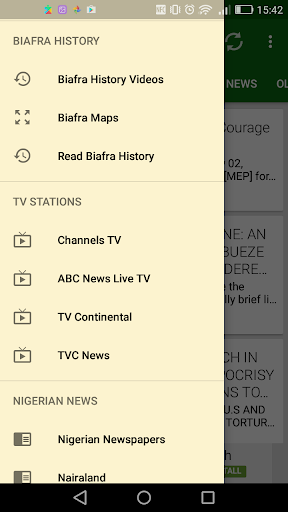 Download Biafra News: Radio, TV, News & Chat app on PC & Mac