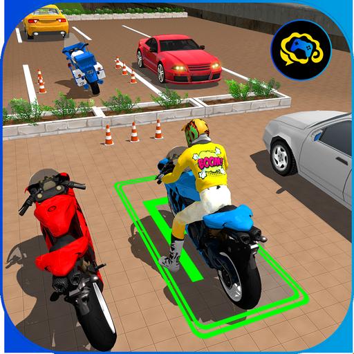 Bike Parking 2017 - Motorcycle Racing Adventure 3D