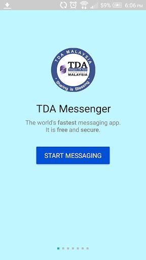 TDA Messenger